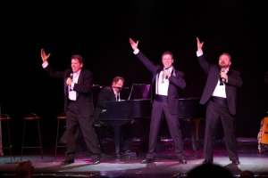 New Phat Pack show debuts downtown at the Plaza Hotel